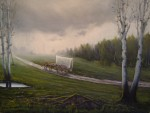 Obras de arte: Europa : España : Catalunya_Tarragona : Cambrils : lluvia