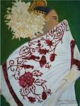 Obras de arte:  : Panamá : Colon-Panama : Panamá_Ciudad : Mi Pollera