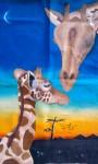 Obras de arte:  : Panamá : Colon-Panama : Panamá_Ciudad : Vida Salvaje