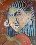 Obras de arte: Europa : España : Galicia_La_Coruña : coruña-ciudad : Cleopatra