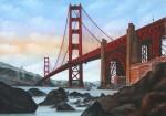 Obras de arte:  : Rep_Dominicana : Duarte : San_Francisco_de_Macoris : GOLDEN GATE DE SAN FRANCISCO.