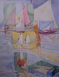 Obras de arte:  : España : Andalucía_Huelva : huelva : perspectiva
