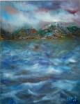 Obras de arte: Europa : Italia : Calabria : lameziaterme : el mar de calabria