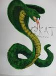 Obras de arte: America : México : Mexico_Distrito-Federal : Mexico_D_F : Snake