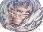 Obras de arte: America : México : Mexico_Distrito-Federal : Mexico_D_F : Wolf Tail