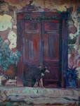 Obras de arte: America : Chile : Region_Metropolitana-Santiago : pirque : Casa de Campo