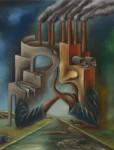 Obras de arte: Europa : Portugal : Viseu : Viseu_cidade : O julgamento