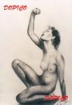 Obras de arte:  : España : Galicia_La_Coruña : coruña : Desnudo.