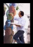 Obras de arte: Europa : España : Valencia : Alicante : MURAL - A MIGUEL HERNANDEZ
