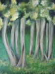 Obras de arte:  : España : Islas_Baleares :  : árboles 1