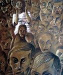 Obras de arte:  : Cuba : Ciego_de_Avila : Ciego_de_Avla : Procesión