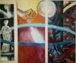 Obras de arte: America : Venezuela : Carabobo : san_diego : Pasado,Presente y Futuro