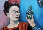 Obras de arte:  : Argentina : Cordoba : cordoba_capital : Frida Kahlo