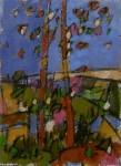 Obras de arte:  : España : Comunidad_Valenciana_Alicante : alcoy : arbres