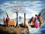 Obras de arte: America : Perú : Arequipa : Arequipa_ciudad : El unicornio