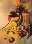 Obras de arte: America : Colombia : Cundinamarca : BOGOTA_D-C- : Deseos encontrados