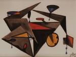 Obras de arte: America : Colombia : Cundinamarca : BOGOTA_D-C- : Puntos Distantes