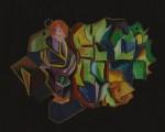 Obras de arte: America : Colombia : Cundinamarca : BOGOTA_D-C- : Puntos distantes II