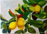 Obras de arte: Europa : España : Canarias_Las_Palmas : Maspalomas : Solo limones