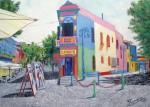 Obras de arte: America : Argentina : Buenos_Aires : Capital_Federal : Caminito