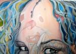 Obras de arte: America : Argentina : Rio__Negro : Bariloche : DUAL- detalle de la frente