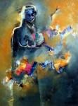 Obras de arte:  : Argentina : Buenos_Aires : Capital_Federal : Dama Azul