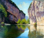 Obras de arte: Europa : España : Catalunya_Girona : olot : EL TARN