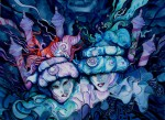 "Obras de arte: Europa : España : Catalunya_Barcelona :  : ""Venetian Carnivale"""