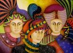 Obras de arte: America : Colombia : Distrito_Capital_de-Bogota : Bogota_ciudad : WAYUNQUERAS
