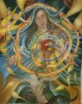 Obras de arte: America : México : Mexico_Distrito-Federal : Coyoacan : Madre Luz