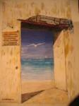 Obras de arte:  : España : Catalunya_Girona :  : casa en ruina