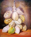 Obras de arte:  : Colombia : Antioquia : Medellin : Gajo de Cocos