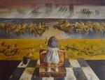 Obras de arte:  : España : Euskadi_Guipúzcoa : San_Sebastian : y en el principio era el verbo