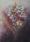 Obras de arte: America : Argentina : Salta : Salta_ciudad : Flores secas