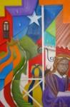Obras de arte:  : Puerto_Rico : San_Juan_Puerto_Rico :  : del campo a la ciudad