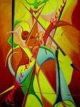 Paul Bonnie-Kent Pintor Italiano