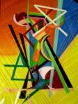 Obras de arte: Europa : Italia : Emilia-Romagna : Rimini : Frasco con 2 manzanas