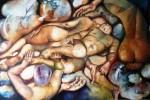 Obras de arte: America : Colombia : Santander_colombia : Bucaramanga : yagé desnuda tu alma #3