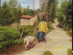 "Obras de arte:  : Perú : Lima :  : ""A casa con Pacho""·"