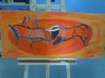 Obras de arte:  : España : Andalucía_Huelva : Ayamonte : Innnn!!!
