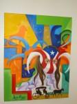 Obras de arte:  : Puerto_Rico : San_Juan_Puerto_Rico :  : la novia del carnaval