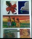 Obras de arte:  : Ecuador : Pichincha : Quito : CORTOS SIGLO 20
