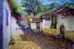 Obras de arte: America : Colombia : Distrito_Capital_de-Bogota : Bogota : Villa de Leyva