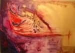 Obras de arte: America : Brasil : Sao_Paulo : Sao_Paulo_ciudad : quando o sol se vai