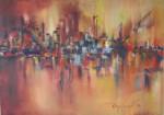 Obras de arte: America : Argentina : Buenos_Aires : Tigre : Nuevos horizontes II