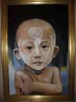 Obras de arte:  : México : Sonora : hermosillo : niño chino