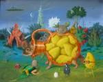 Obras de arte:  : México : Mexico_Distrito-Federal : miguel_hidalgo : el creador de mangos