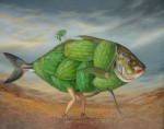Obras de arte:  : México : Mexico_Distrito-Federal : miguel_hidalgo : pez tuna