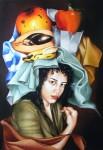 Obras de arte: America : Cuba : La_Habana : Vedado : pregonera 1