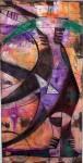 Obras de arte: America : México : Mexico_Distrito-Federal : Mexico_D_F : MOVIMIENTOS EN NARANJA